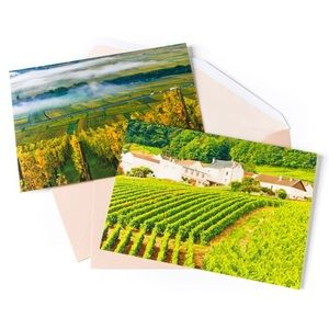 paper destiny Office - Paper Destiny French Wine Regions Boxed Cards